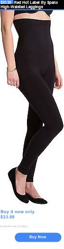 Women Leggings: Red Hot Label By Spanx High-Waisted Leggings BUY IT NOW ONLY: $33.99