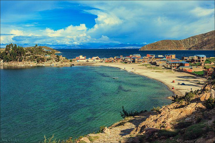 остров Солнца и озеро Титикака