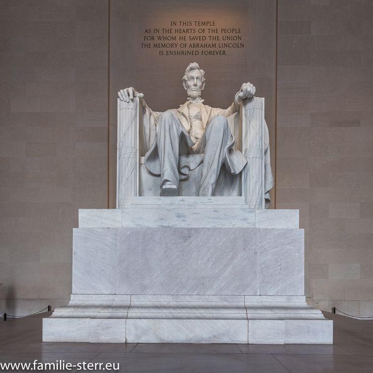 Lincoln Memorial - Washington, D.C