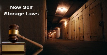 In 2012, there were several new law passed in states like Florida, Kansas, and Rhode Island while bills were introduced in Connecticut, Georgia, and South Carolina. There are also at least seven states which are contemplating making changes to self storage statutes. These changes could affects areas like tenant insurance and the tenant notification process.