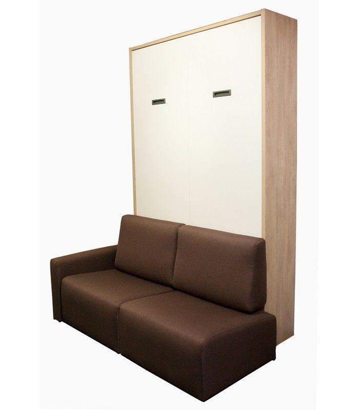 78 ideas sobre camas abatibles en pinterest literas for Cama de 54 pulgadas