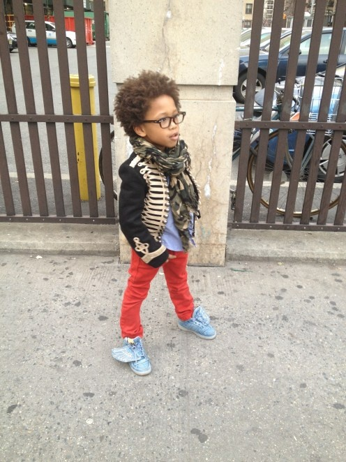 I love this kids swag!