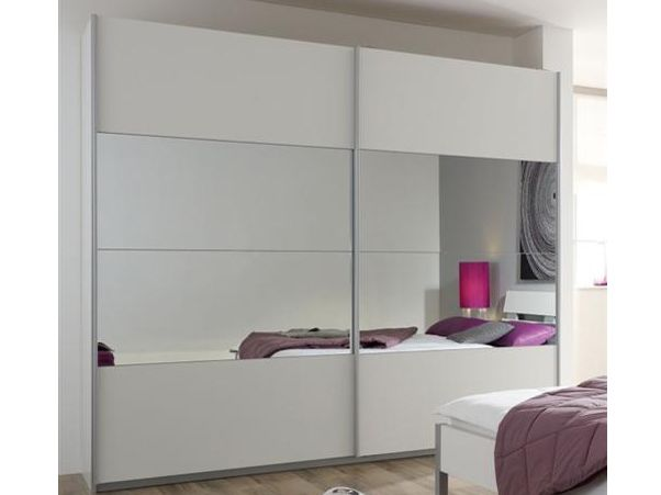 Simple Tolle kleiderschrank mit spiegel g nstig