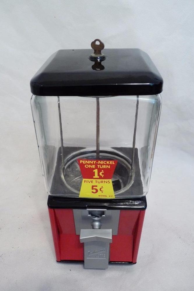 50 cent gumball machine