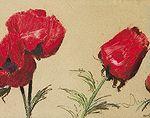 Leon Wyczółkowski Poppies pastel, paper
