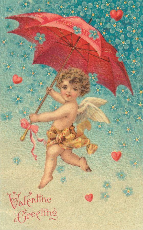 ~Vintage Valentine Greetings~