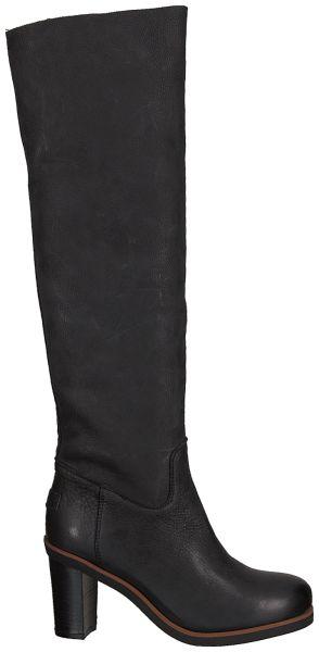 Zwarte Shabbies Lange laarzen 228098