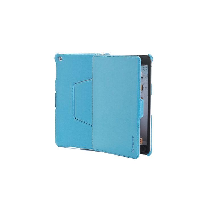 Θήκη eco-leather Celly Caffe Collection Ristretto για iPad mini - τυρκουάζ