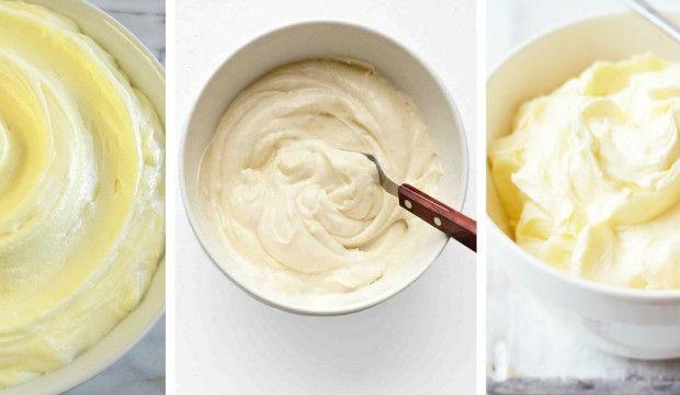 3 nejoblíbenější krémy na dorty a cupcaky