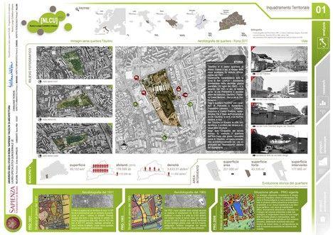 Inquadramento Territoriale Tesi di Laurea in Architettura di Alessio Pea