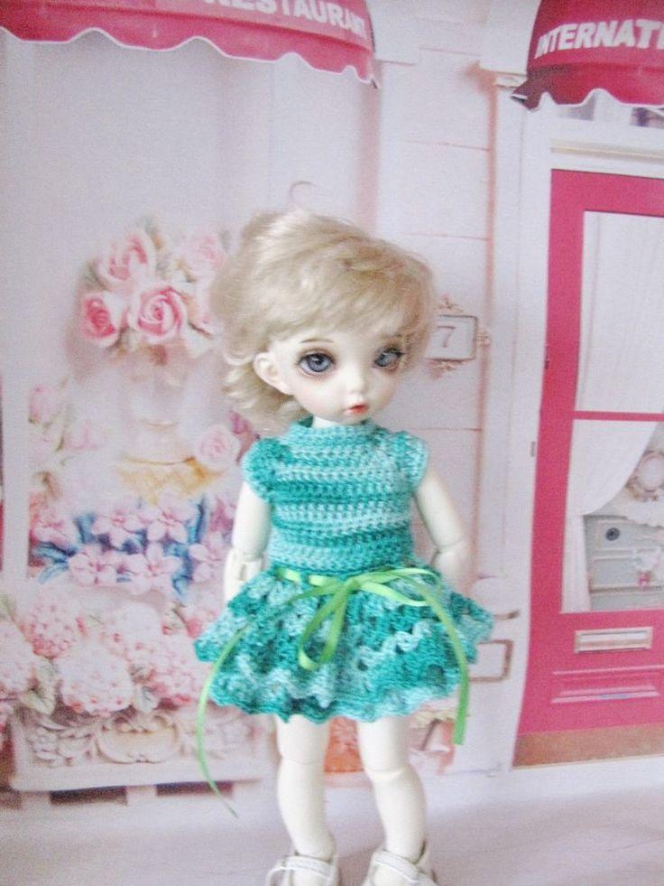 1 xoutfit pro 1/6 bjd fairyland LittleFee Bisou