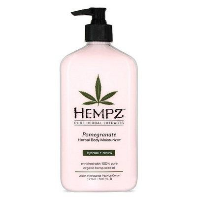 Hempz Lotion: Pure Herbal Extracts Lotion - Pomegranate (17oz)