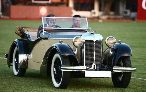 Vintage Car – Kings Of Car Hire
