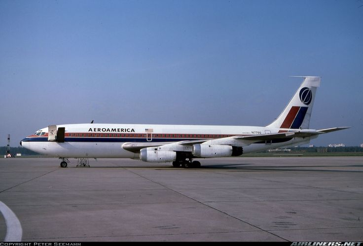 Boeing 720-048 aircraft picture