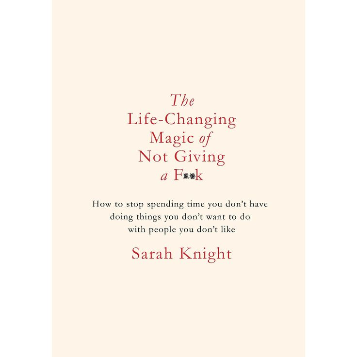 'The Surprising art of caring less and getting more'