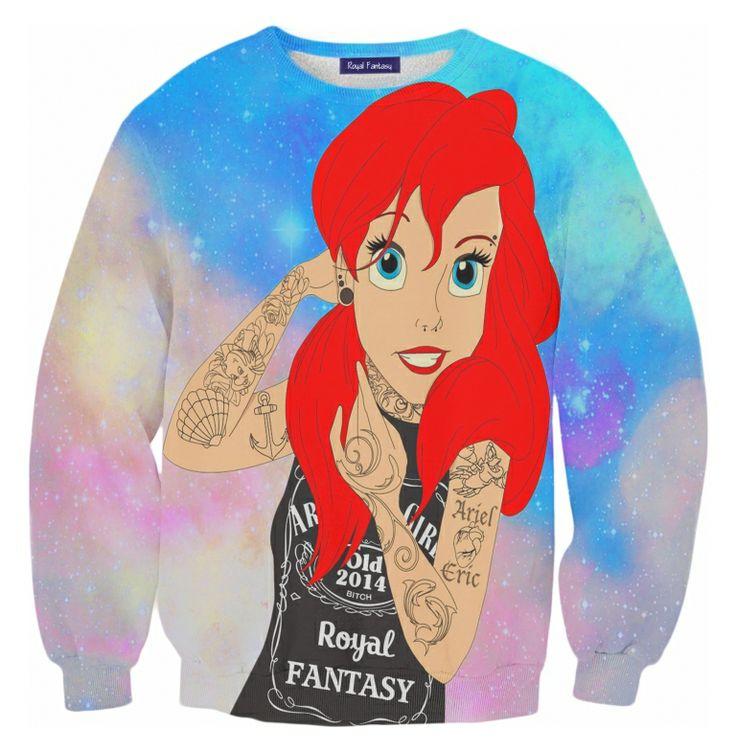 Naughty Ariel <3 www.royalfantasyclth.com