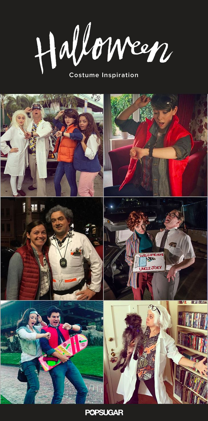 19 Back to the Future Costumes That Will Steal the Spotlight