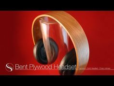 """Watch """"Bent Plywood Headset - Playstation Gold Headset Makeover"""" on YouTube"""
