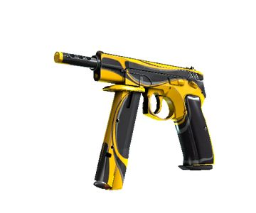 CZ75-Auto Yellow JacketLoading that magazine is a pain! Get your Magazine speedloader today! http://www.amazon.com/shops/raeind