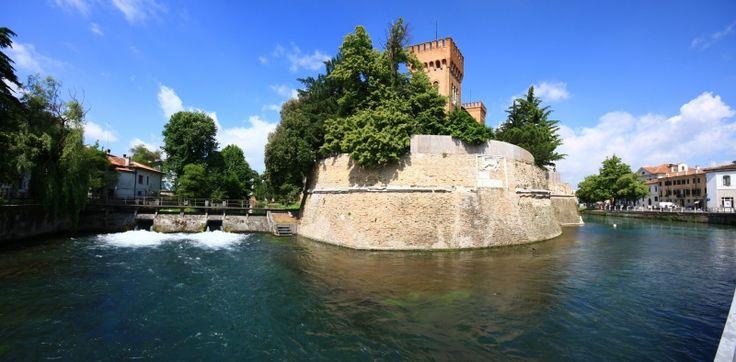 Il Sile e Treviso