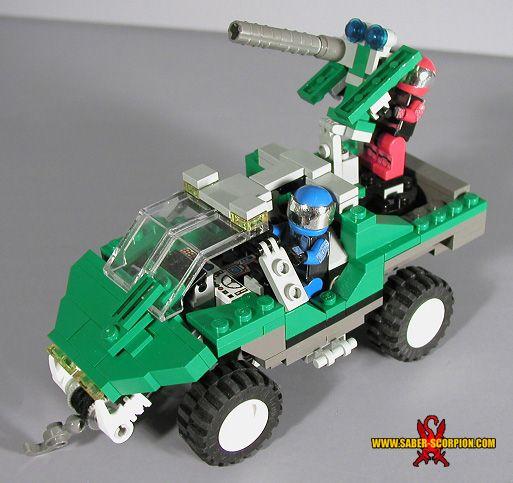 Saber-Scorpion's Lair by Justin R. Stebbins - LEGO Halo - Custom ...