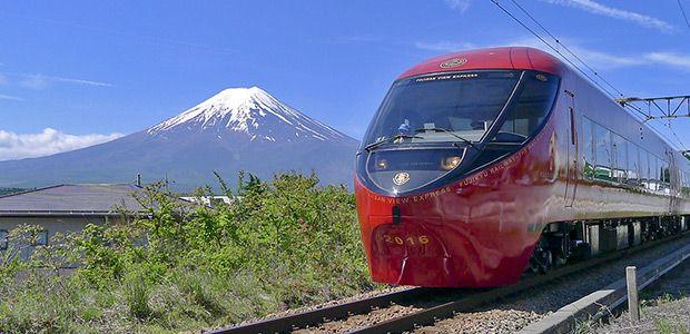 列車のご案内 | 富士山に一番近い鉄道 富士急行線