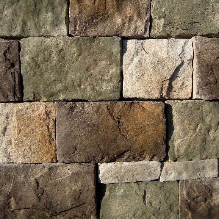 Manufactured Stone - Hackett Stone Mossy Creek - Mossy Creek / Flat