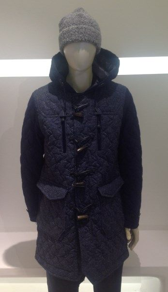 White Mountaineering #man #jacket #FallWinter