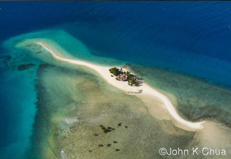 Snake Island, Palawan PHILIPPINES (Photo by John K. Chua)