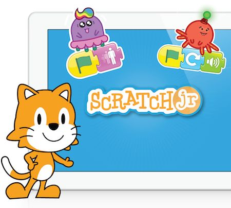 Scratch Jr. // coding for elementary students