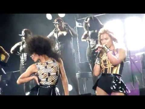 Beyonce Live Made In America Music Festival Philadelphia PA August 31 2013