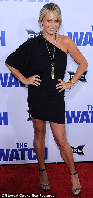 Christine Taylor - love her! want this dress!