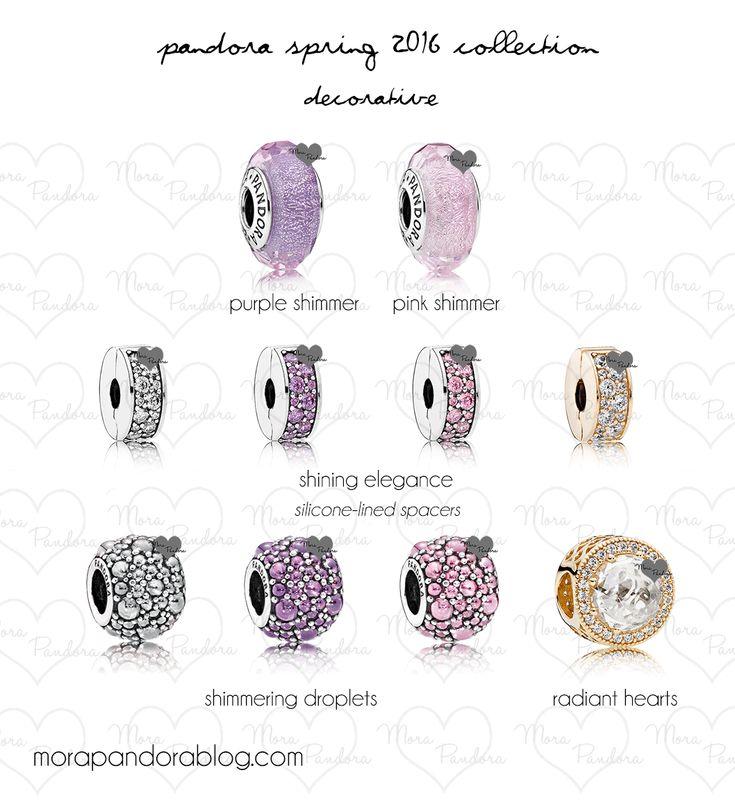 Pandora Spring 2016 Preview - Decorative