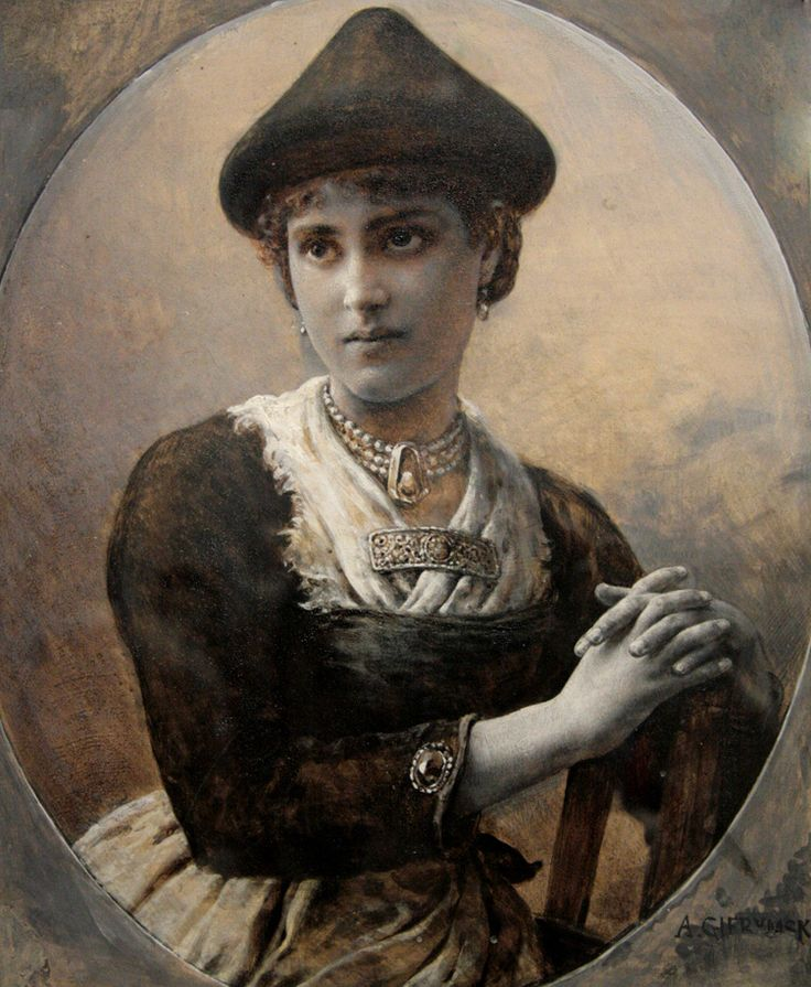 Aleksander Gierymski(Polish,1850-1901)
