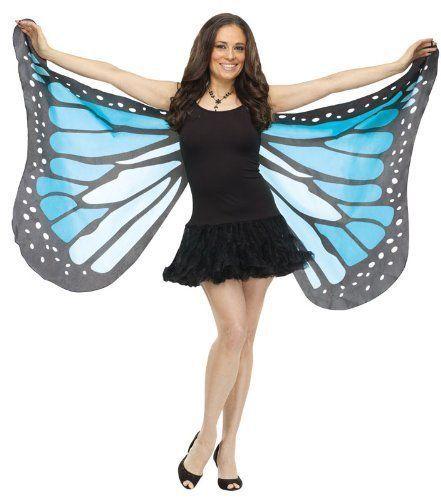 Schmetterling Flügel ca 19€ | Kostüm-Ideen zu Karneval, Halloween & Fasching