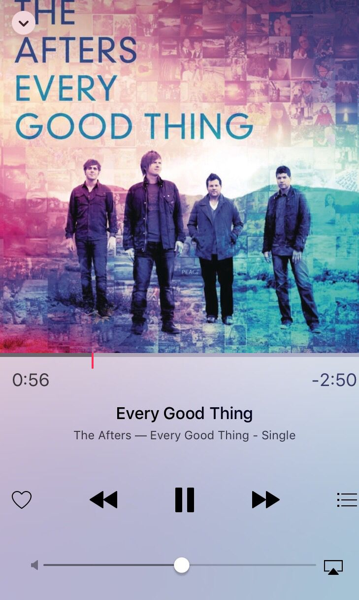 christian song every good thing