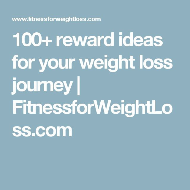 100+ reward ideas for your weight loss journey | FitnessforWeightLoss.com