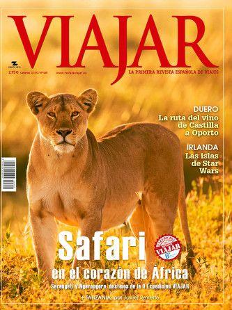 VIAJAR es la primera revista española de viajes. Destinos únicos, hoteles de lujo, viajes inolvidables, en definitiva, experiencias que enriquecen la vida