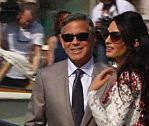 George Clooney and Amal Almuddin jet off to Seychelles for honeymoon - Entertainment News | TVNZ