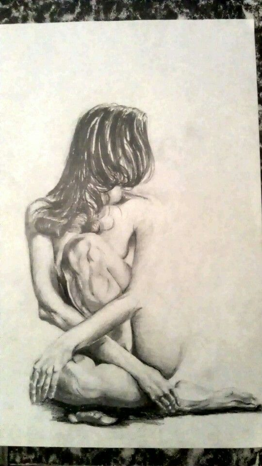 Draw woman act
