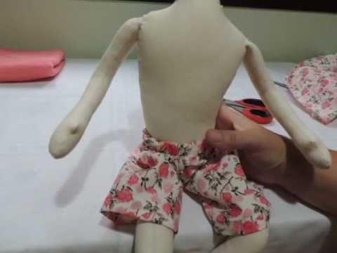 Boneca Segura papel higiênico ( Parte 2 ) . - YouTube