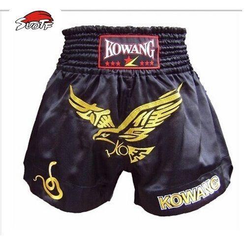 Men's Boxing Shorts Muay Thai Kickboxing Grappling Fight Wear Sports Fitness Kit #MensBoxing