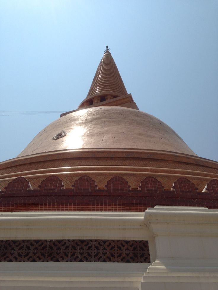 Pra Pathom Jedee ( First pagoda) TH