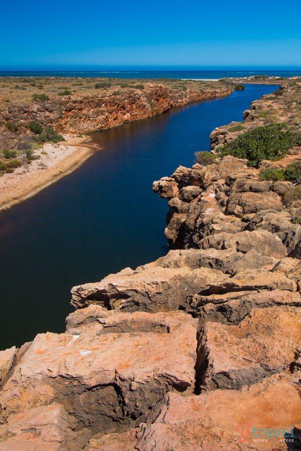 Yardie Creek Gorge - Exmouth, Australia
