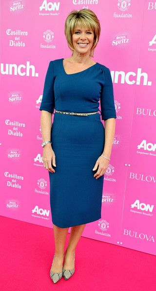 Ruth Langsford Photos: Manchester United Foundation Ladies Lunch