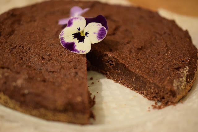 FESTLIG KLADDKAKA (utan gluten, socker, mjölk eller nötter + PALEO & LCHF) – Organic By Mommy