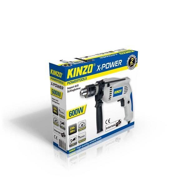 Kinzo X-power klopboormachine 600w  #kinzo #klopboormachine #xpower #gereedschap