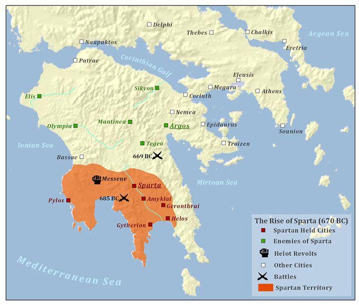 History of the Mediterranean region