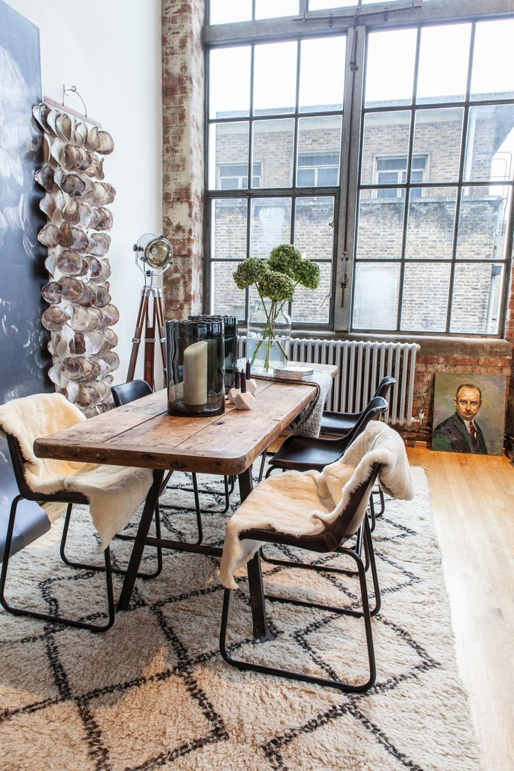 Let's Settle This: Do Rugs Belong in The Dining Room?