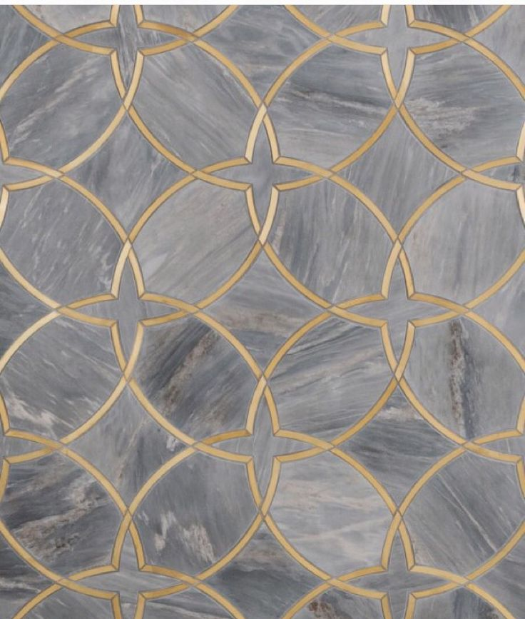 Wow, that's just stunning with the gold!!|GOLD grout.... GOLD grout…